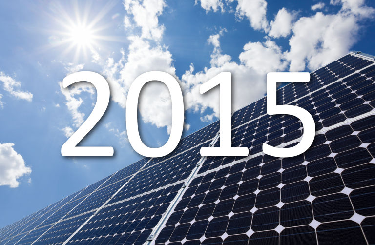 Renewable Energy 2015