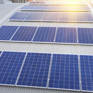 Commercial Rooftop Solar Panels