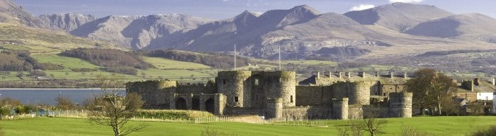 BEAUMARIS CASTLE Anglesey