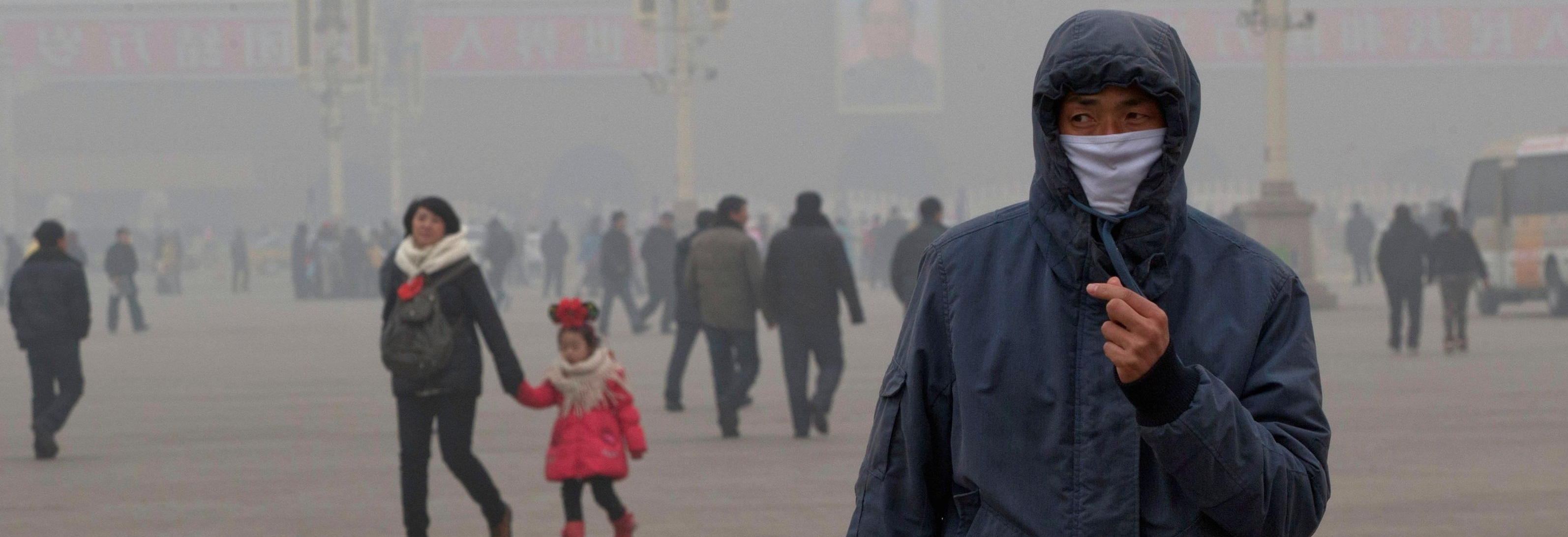 CHINA SMOG RENEWABLES