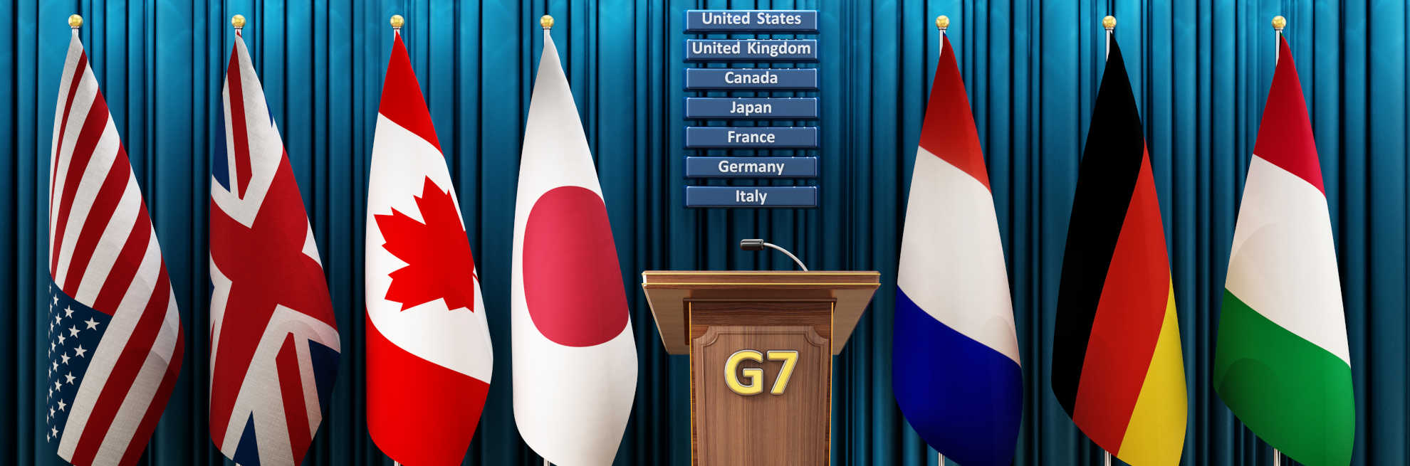 G7 Leaders Pledge Climate Action But Fall Short On Detail