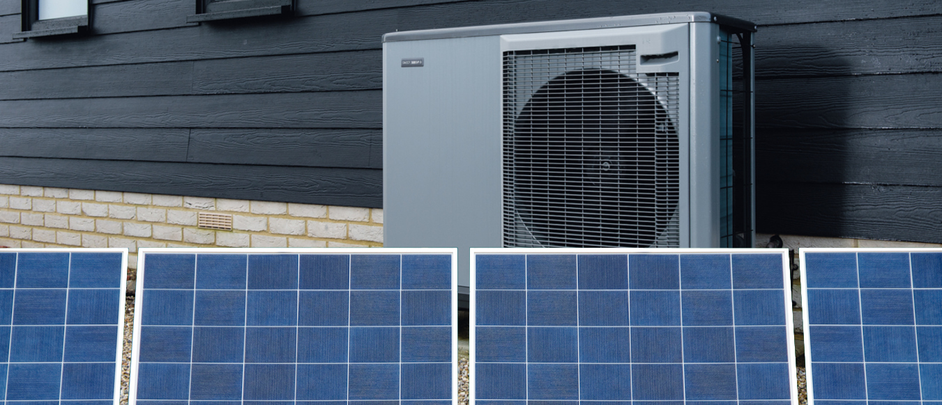PV and heat pumps