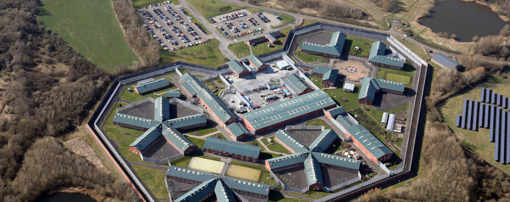 All New Prisons to be Zero-Carbon in the Future
