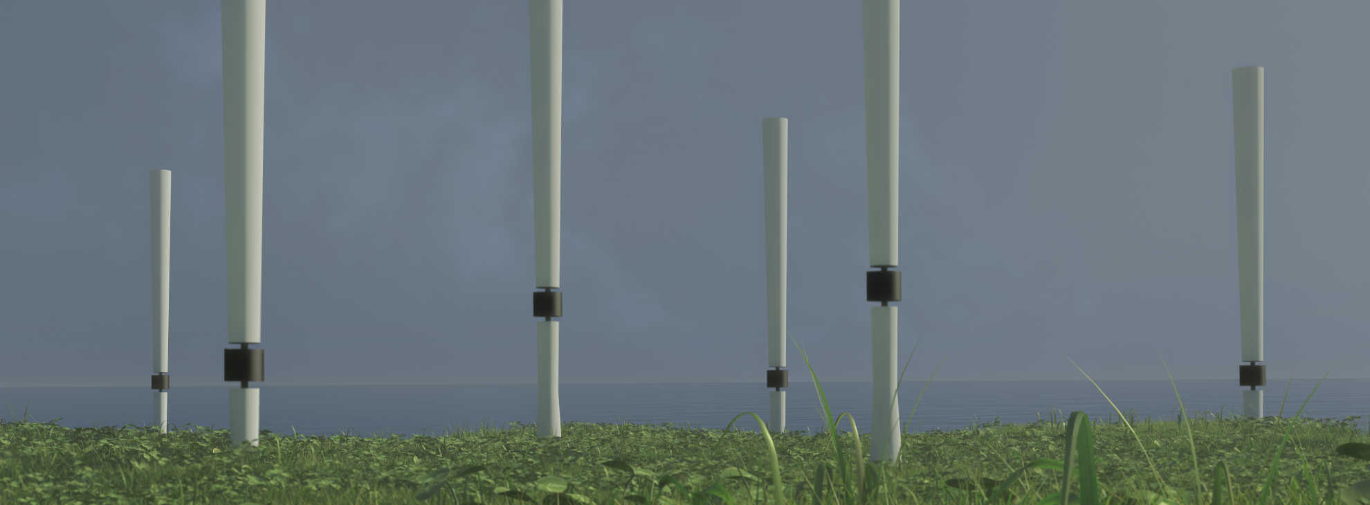 Could Bladeless Wind Turbines Make Wind Energy More Environmentally Friendly?