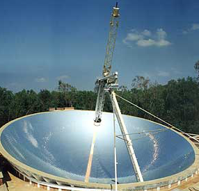 Bowl-Solar-Thermal-Collector