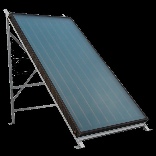 Types Of Solar Hot Water Panel The Renewable Energy Hub