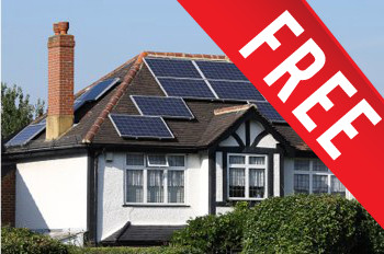 Free Solar Panels The Renewable Energy Hub