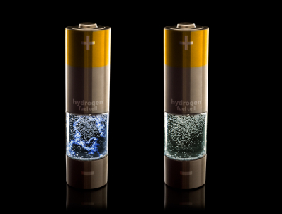 FuelCell Future AA Batteries