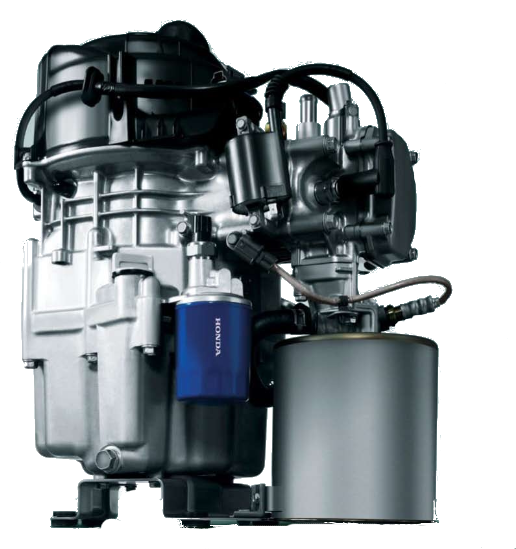 Gas Internal Combustion Engine for mCHP
