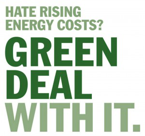 Green Deal For Solar PV