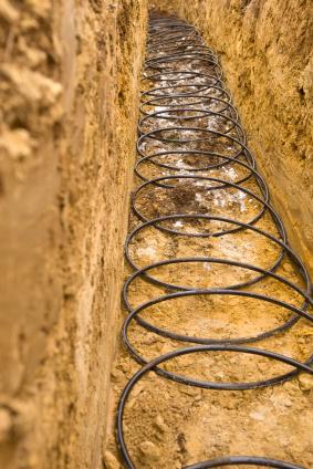 Ground Loops Heat Pump