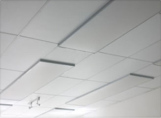 Office Infrared Heating