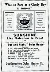 Day and Night Brochure 1923