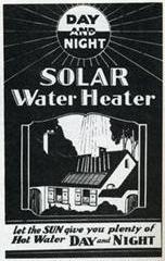 Night and day advert from the Arizona Magazine 1913