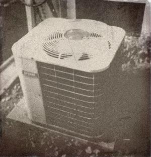 Old Heat Pump Image
