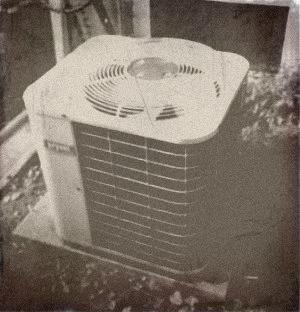 Old Heat Pump Image