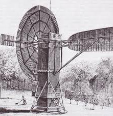 Old Wind Turbine