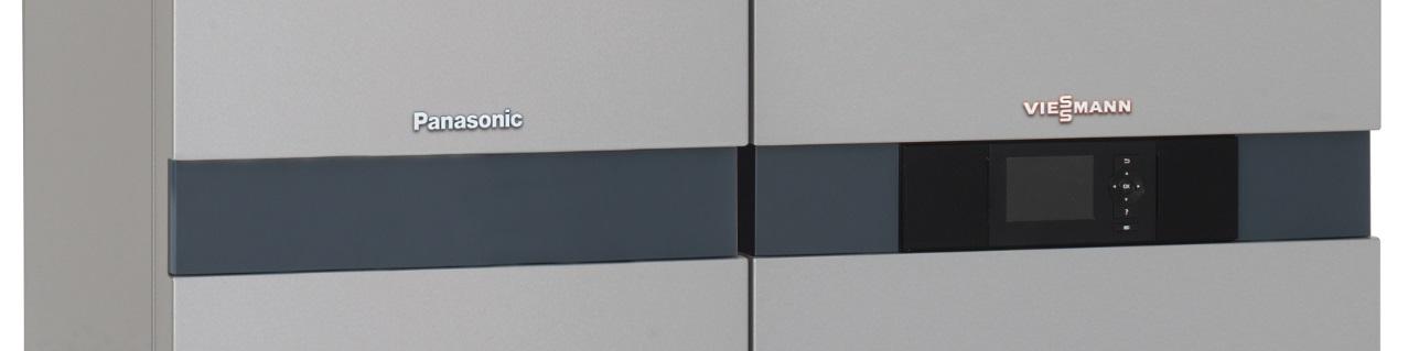 Panasonic Viessmann mCHP Front Panels