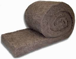 what are the different types of insulation the