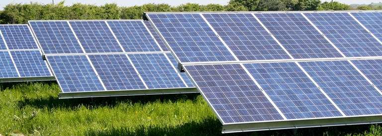 Commercial Solar Panels - The Renewable Energy Hub