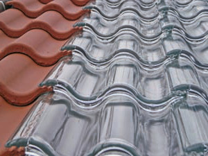 Solar Thermal Roof Tiles