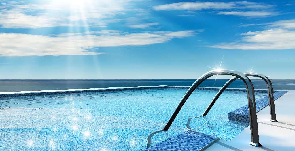 Heat Pumps For Swimming Pools The Renewable Energy Hub