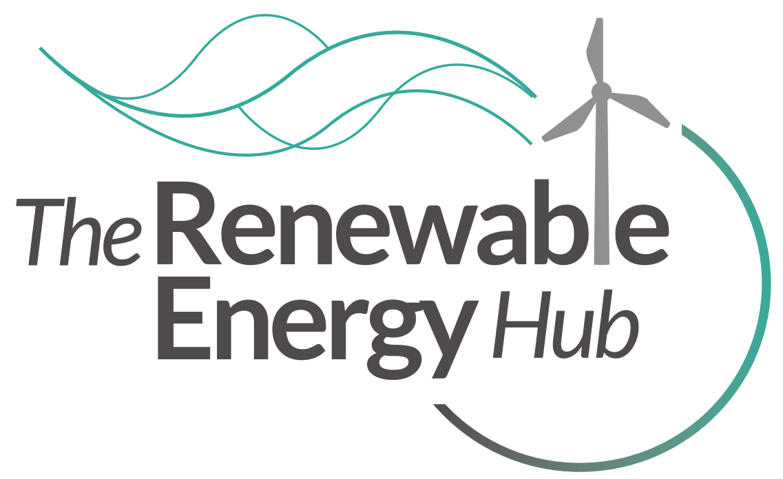 Renewable Energy Hub Logo