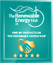 Find my products on Renewable Energy Hub