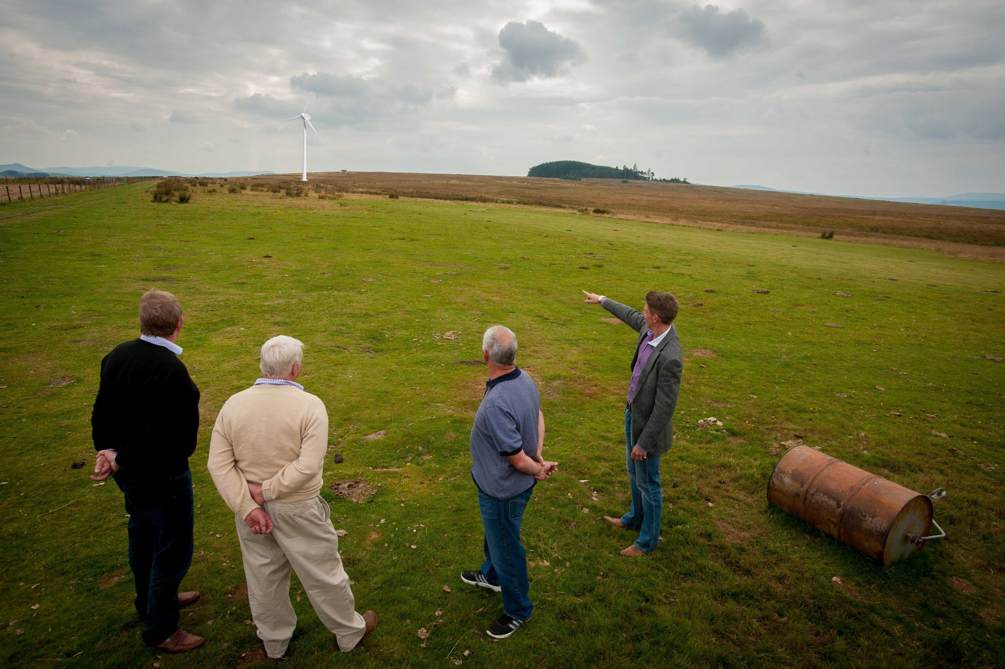 Community Wind Farm Planning
